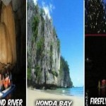 Underground River Honda Bay Firefly Watching Combo Tour