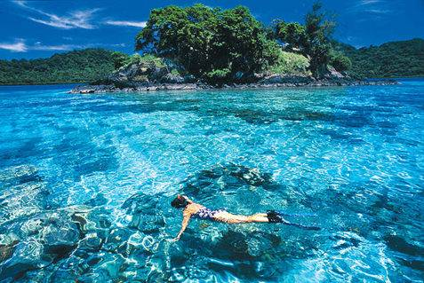 Puerto princesa honda bay island tour palawan island for Red fish blue fish key west