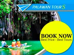 palawan island tours book now